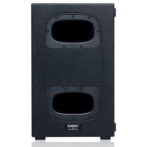 QSC KS112 2000W 12INCH COMPACT ACTIVE SUBWOOFER