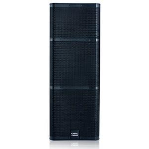QSC E215 DUAL 15IN 500W PASSIVE SPEAKER