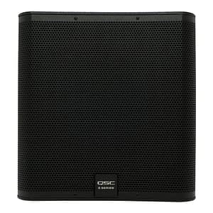 QSC E118SW 18IN 800W PASSIVE SUBWOOFER
