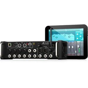 BEHRINGER XR12 12-CHANNEL DIGITAL MIXER FOR TABLETS